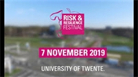 Risk & Resilience Festival : RISK MEETS RESILENCE FOR A SUSTAINABLE FUTURE