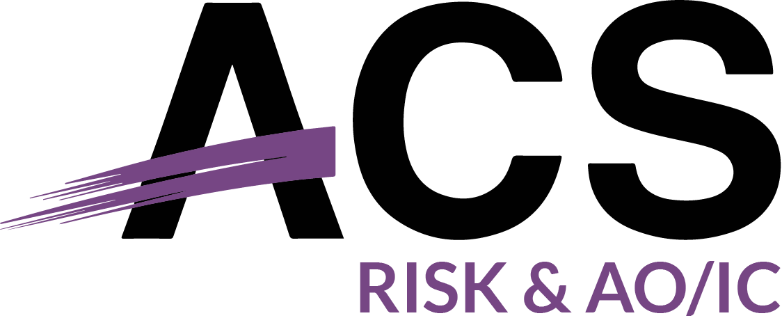 Welkom ACS Risk & AO/IC!